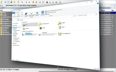 Miért jobb a Total Commander a Windows fájlkezelőnél.