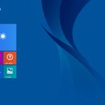 Windows 8 kezdőképernyő