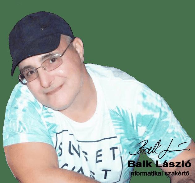 Balk László, Informatikai szakértő