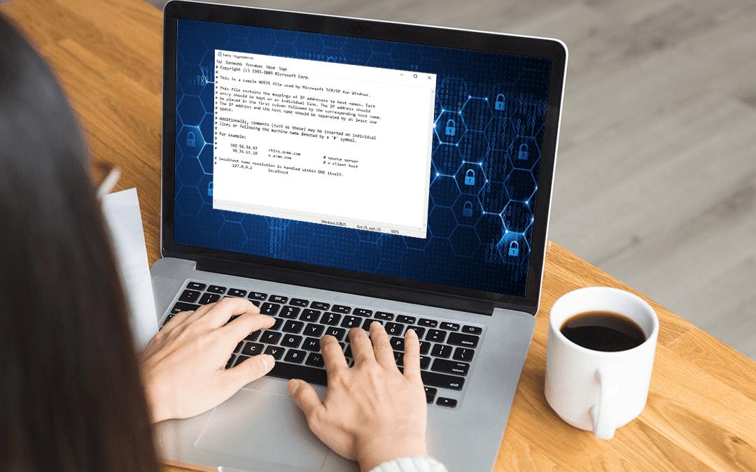 Hogyan és mire használhatod a hosts fájlt.