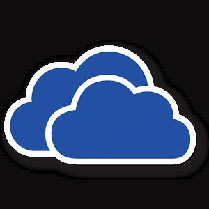 Az OneDrive ikonja